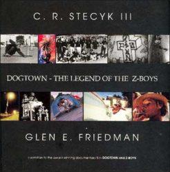 Capa do livro Dogtown