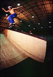 Michel, bs boardslide