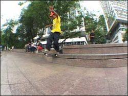 Humberto Beto , bs tailslide