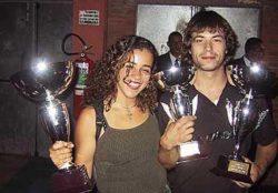 Além de Marcelo Kosake vencer na categoria vertical, seu patrocinador, a Billabong, foi a vencedora