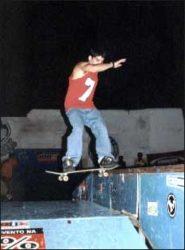 Tiago Rocha, ss fs tailslide