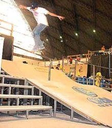 Daniel Vieira, backside boardslide