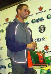 Chris Senn fica com a quinta colocação no street e perde o título de campeão mundial do circuito
