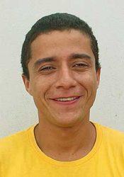Jorge Medeiros, 24 anos, convidado Snow Way