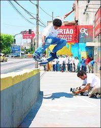 Rodrigo, flip cooked
