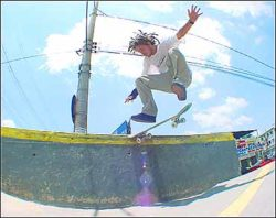 Wagner Ramos, switch flip noseslide