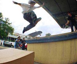 Wagner Ramos subiu o palco de nollie 360º flip