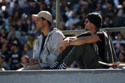Caique Silva e Marcos Gabriel