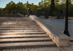 Lucas Cicolo - Varial Bs Noseslide