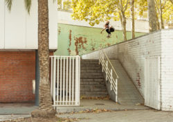 Lucas Cicolo - Ollie into Bank