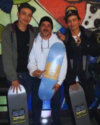 Diogo, Mi e Diego