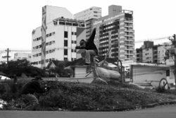 João Criscuolo: Shove it - Foto: Martin Justus