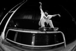 Mazzuchini: Frontside fifty fifty  - Foto: Wanderley Vieira