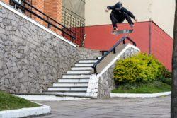 Mazzuchini: Frontside Flip - Foto: Wanderley Vieira