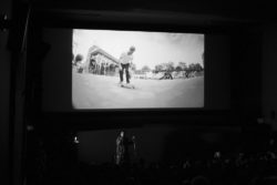 Duzento2 com apresentação sincronizada ao filme- Foto- Allan Carvalho
