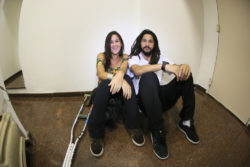 Jefferson Souza acompanhado - Foto- Allan Carvalho