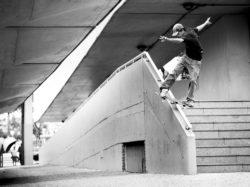 JP Frank, switch fs boardslide (foto- A. Chopa)