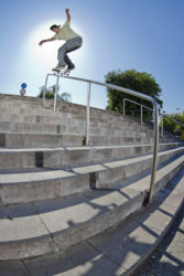 Tiago Picomano, bs boardslide (foto- R. K-b-ça)