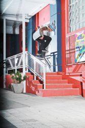 Luiz Ross: Flip crooked - foto:Stephan Nunes