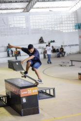 Tete: Nosegrind 180 out