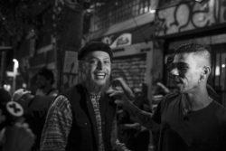 Jean Spinosa e Leo Fagundes - Foto: Allan Carvalho