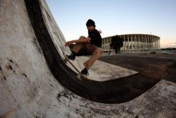 Murilo Gonçalves: Ollie - Foto: Pedro Dezzen