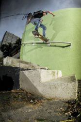 Guilherme Trankinas (PR) BS Noseslide (Foto: Pablo Vaz)