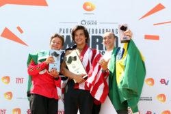 Luizinho, Heimana e Pedro Quintas - Foto: Julio Detefon