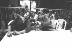Kenny, Gerdal, Cerezini foto: Graci Santiago