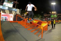 Ivan Monteiro - 270 boardslide - Foto: Detefon