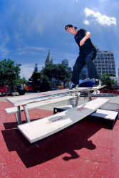 Lucas Xaparral, fs tailslide reverse