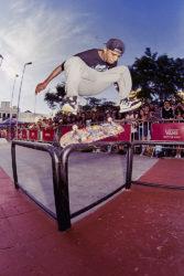 Dwayne Fagundes, fs nollie heelflip