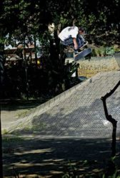 Backside flip (foto: A. Chopa)
