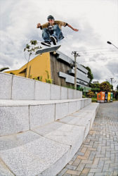Nollie flip (foto: A. Chopa)