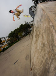 Danny Falla - fakie hardflip