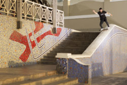 Peter Chlebowski - fs boardslide