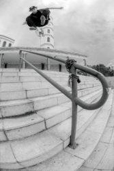 Felipe Munhoz: varial heelflip / Foto\ T. Thomas