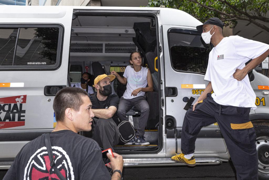Felipe, Klaus, Marina e Rodrigo (foto Diego Sarmento)