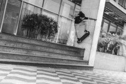 Will, wallride (foto Diego Sarmento)