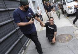 Tuca, mais que um videomaker(foto Diego Sarmento)