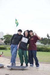 Vitoria, Atali, Giovana (foto Allan Carvalho)