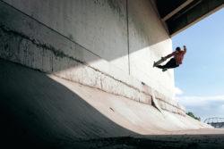 Daewon, judo air  (foto Acosta)