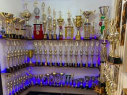 Sala de troféus